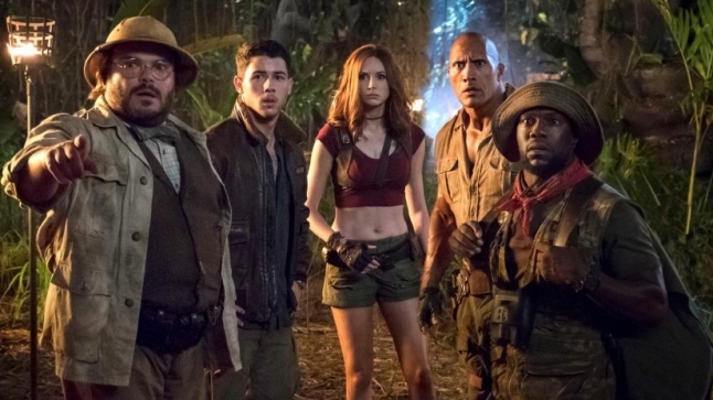 jumanji_welcome_to_the_jungle_review_dwayne_johnson_karen_gillan den of geek