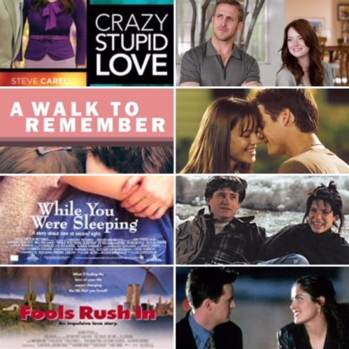 Moviegeekrob S List Of Romantic Movies To Watch On Valentine S Day
